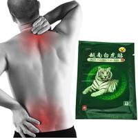 16pcs Vietnam Red Tiger Body Massage Relaxation Plaster Pain Patch Relieving massager Muscle Pain Athritis Rheumatism