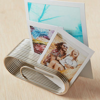 Paper Clip Photo Holder - Urban Outfitters
