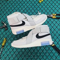Nike Air Fear Of God Raid Light Bone Fog | At8087 001 - Best Online Sale