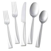 Alma Sand Flatware Set 20-pc. Stainless Steel - Threshold™