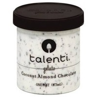 Talenti Coconut Chocolate Chip Gelato Ice Cream 1 pt
