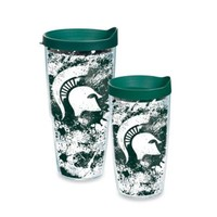 Tervis® Michigan State University Splatter Wrap Tumbler with Lid