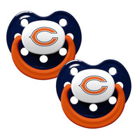 Chicago Bears 2pk Baby Pacifier
