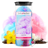 Carnival Cotton Candy Jewelry Bath Bomb