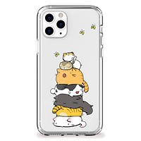 Stack o' Cats iPhone Case
