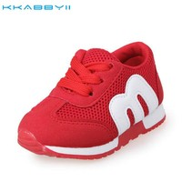 KKABBYII Kids Shoes Boys Growing Sneakers New Spring Summer Mesh Sport Boys Shoes Tenis Infantil Breathable Child Shoes
