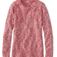 Women's Cotton Ragg Sweater, Marled | Free Shipping at L.L.Bean.