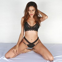 Sexy On Sale Hot Deal Cute Ladies Hot Sale Lace Set Exotic Lingerie [10727291139]