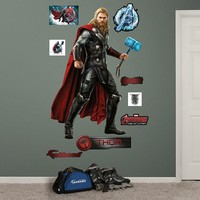 Avengers: Age of Ultron Thor Wall Decal by Fathead