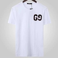 Gucci Fashion Casual Short Sleeve Top Tee
