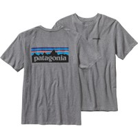 Patagonia Men's P6 Logo T-Shirt