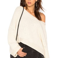 Free People Maybe Baby Sweater in Ivory | REVOLVE