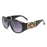 mieniwe? Versace Men Women Fashion Popular Summer Sun Shades Eyeglasses Glasses Sunglasses