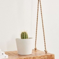 ONETOW Shilo Wooden Hanging Shelf   Urban Outfitters