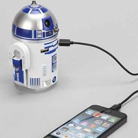 R2D2 USB Car Charger- White One