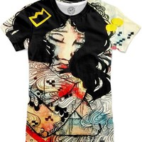 Of The Angels Women's T-Shirts by Princess M   Nuvango