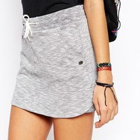 Roxy Cotton Skirt With Drawstring