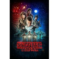 Stranger Things Poster Mini 11X17