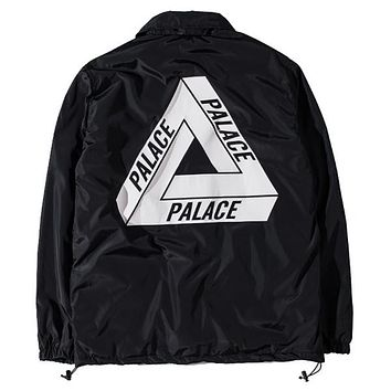 Palace jacket men winter baseball trench bomber coat windbreaker parka military tactical army autumn clothes skateboard hip hop outdoor