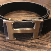 Authentic Hermes Belt For Men