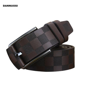 [DANNUOSI]2016 new 100% high quality leather belt