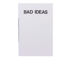 bad ideas notebook