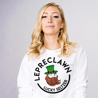 Lepreclawn Sweatshirt