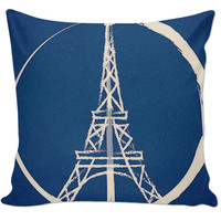 Pray for Paris Pillow