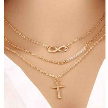 3 Layer Chain-Gold