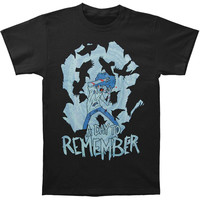 A Day To Remember Men's  Out To Get Me T-shirt Black
