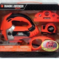 Black & Decker Junior Jigsaw Set