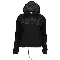 PUMA Varsity Hoodie - Women's at Lady Foot Locker