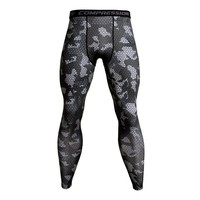 Bodybuilding Compression Pants Men Fitness Tights 3D Camo Joggers Mens Sweatpants Quick Dry MMA Gyms Leggings Mens Trousers