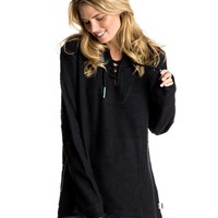 Pearling Poncho Hoodie 889351604453 | Roxy