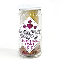 Burning Love Spell Kit