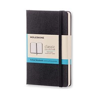 Moleskine Dotted Classic Pocket Notebook - Hard Cover