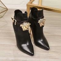 shosouvenir Versace  Fashion and leisure high heels