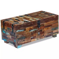 Coffee Table Box Chest