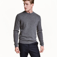 Lambswool Sweater - from H&M
