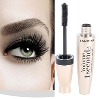 3D Fiber Mascara Long Black Lash Eyelash Extension Waterproof Eye Makeup