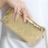 Stylish Coin Purse Leather Wallet for Women