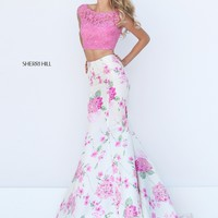 Sherri Hill 50435 Prom Dress