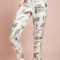 Mimi Holliday Paris Silk Sleep Pants