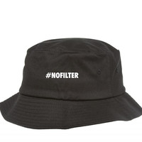 #nofilter Bucket Hat
