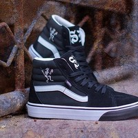 Vans x Social Distortion Old Skool Skateboarding Shoes 35-44