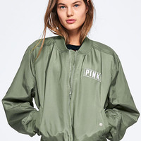 Flight Jacket - PINK - Victoria's Secret