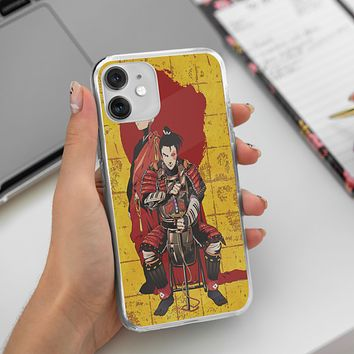 Aang And Zuko Avatar The Last Airbender iPhone 12 Case