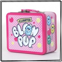 Blow Pop Lunch Box Tin From Temptation Candy