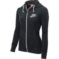 NIKE Women's Gym Vintage Full-Zip Hoodie