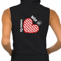 Wild at Heart with Custom Name V41 T-shirts